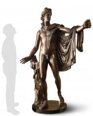 apollo-belvedere-bronzo-silhouette