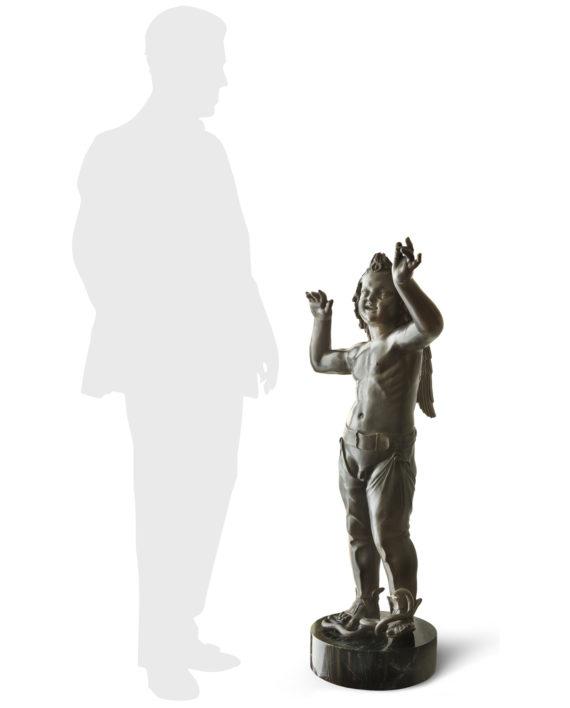 attis-donatello-silhouette