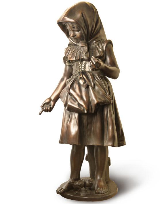 contadinella-fantacchiotti-bronzo
