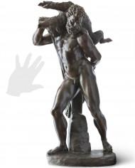 ercole-cinghiale-giambologna-silhouette