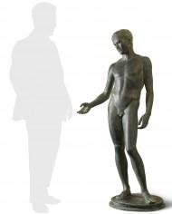 idolino-etrusco-silhouette