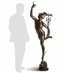 mercurio-giambologna-silhouette