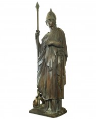 minerva-vaticana-bronzo