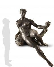 naiade-scudo-silhouette