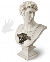 busto-giuliano-medici-marmo-silhouette