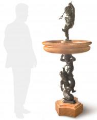 fontana-bambini-delfino-cipriani-silhouette