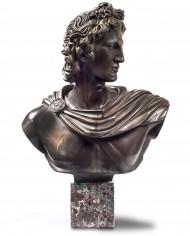 busto-apollo-belvedere-bronzo