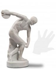discobolo-marmo-silhouette