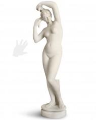 venere-rosa-marmo-silhouette
