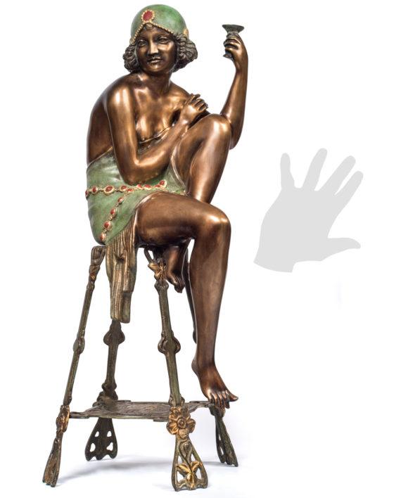 brindisi-bronzo-silhouette