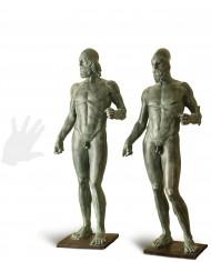 bronzi-riace-bronzo-silhouette