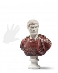 busto-caracalla-marmo-bicolore-silhouette