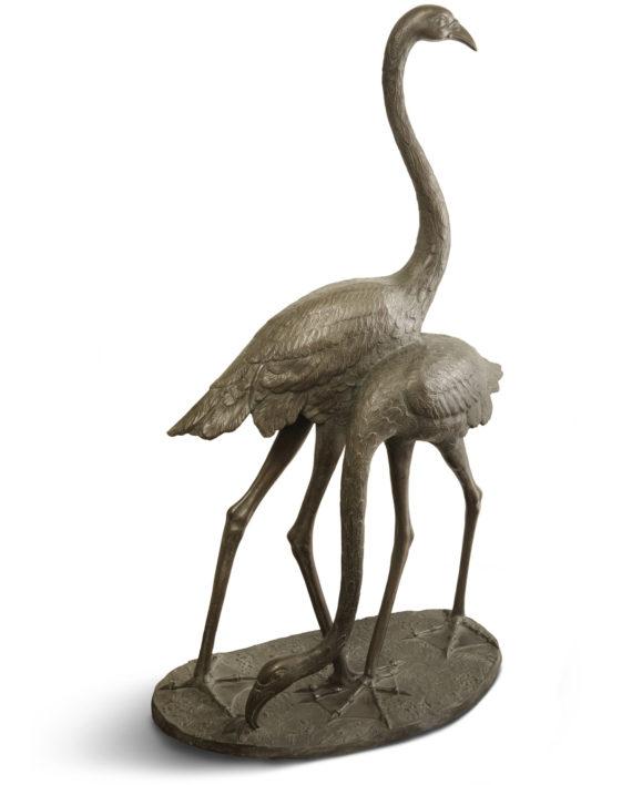 fenicotteri-cappelletti-bronzo
