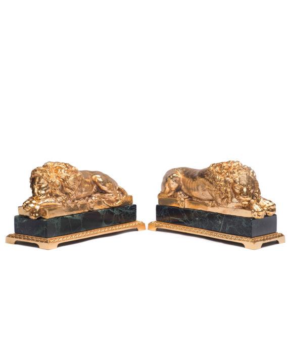 leoni-canova-bronzo-dorato