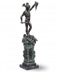 perseo-cellini-bronzo