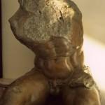 Belvedere Torso. Bronze sculpture for sale, Pietro Bazzanti Art Gallery, Florence, Italy