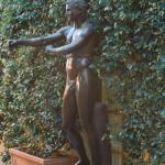 Apoxyomenos. Bronze sculpture for sale, Pietro Bazzanti Art Gallery, Florence, Italy