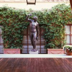 Bacchus by Giambologna. Bronze sculpture for sale, Pietro Bazzanti Art Gallery, Florence, Italy