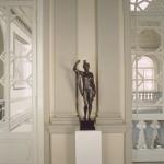 Minerva by Cellini. Bronze sculpture for sale, Pietro Bazzanti Art Gallery, Florence, Italy