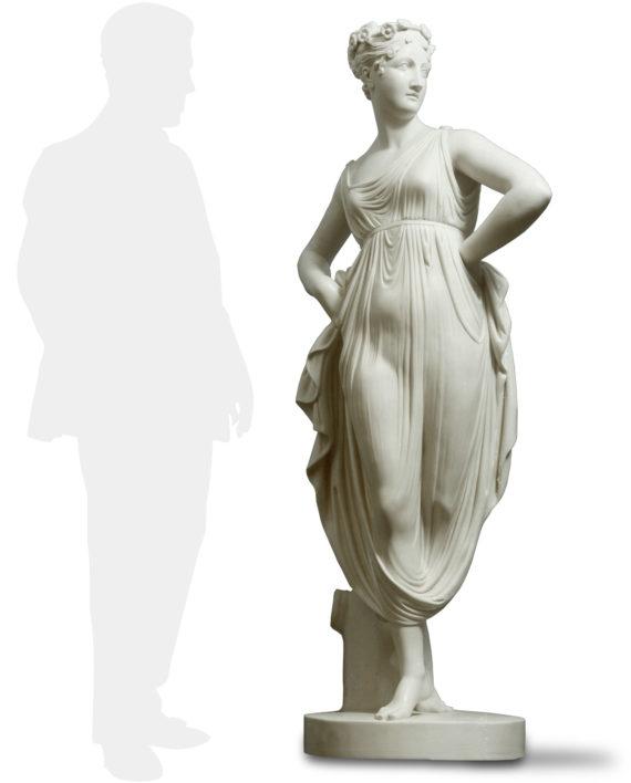 ballerina-mani-fianchi-canova-silhouette