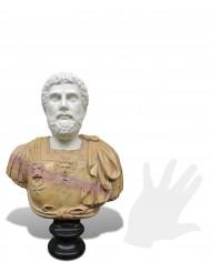 busto-adriano-piccolo-marmo-bicolore-silhouette