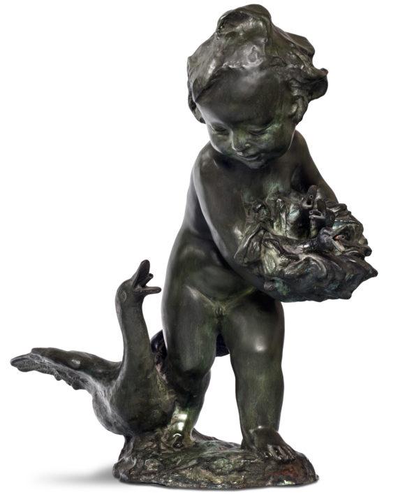 putto-top-fontana-bronzo-nido