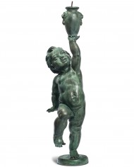 putto-top-fontana-bronzo-vaso