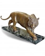 tigre-eleonora-villani-bronzo