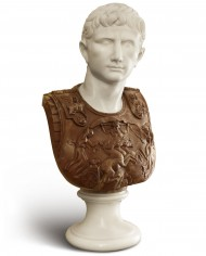 busto-cesare-augusto-marmo