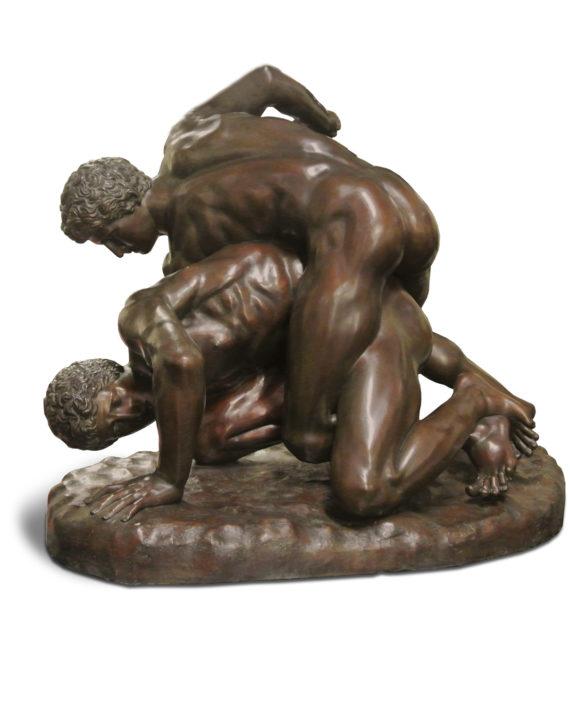 lottatori-bronzo-grandezza-originale
