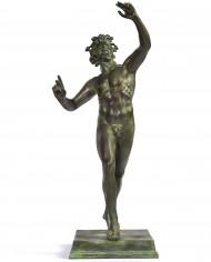 fauno-danzante-bronzo