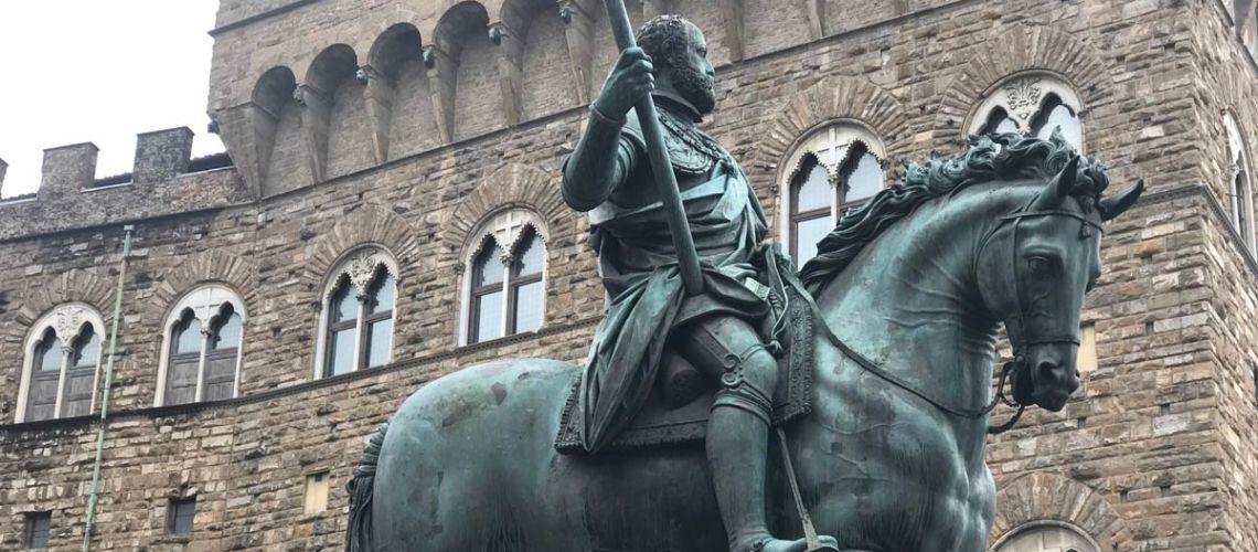 giambologna-fonderia-marinelli-galleria-bazzanti-firenze-cosimo-I-cavallo