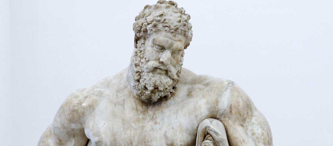 galleria-bazzanti-firenze-romani-ercole-farnese