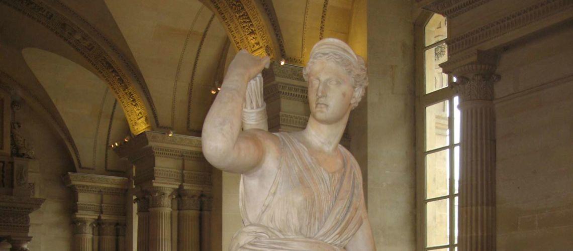 galleria-bazzanti-firenze-romani-diana-cacciatrice
