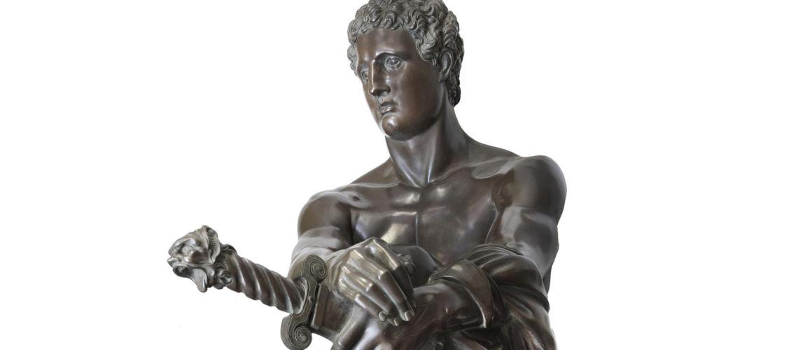 galleria-bazzanti-firenze-romani-marte-ludovisi-bronzo