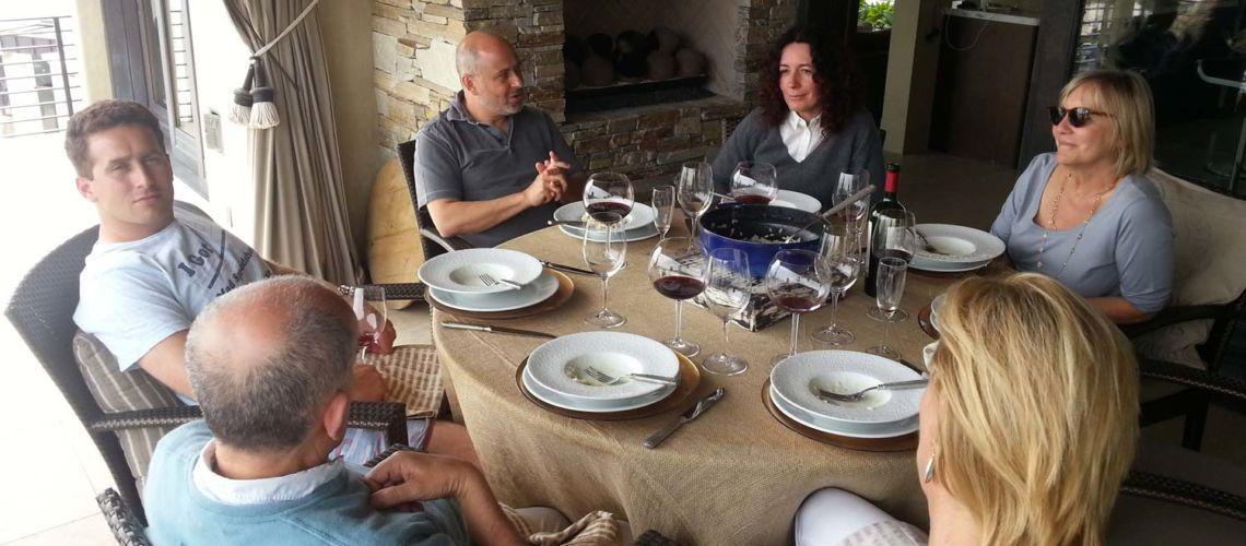 galleria-bazzanti-fonderia-marinelli-firenze-mostra-los-angeles-pranzo-malibù
