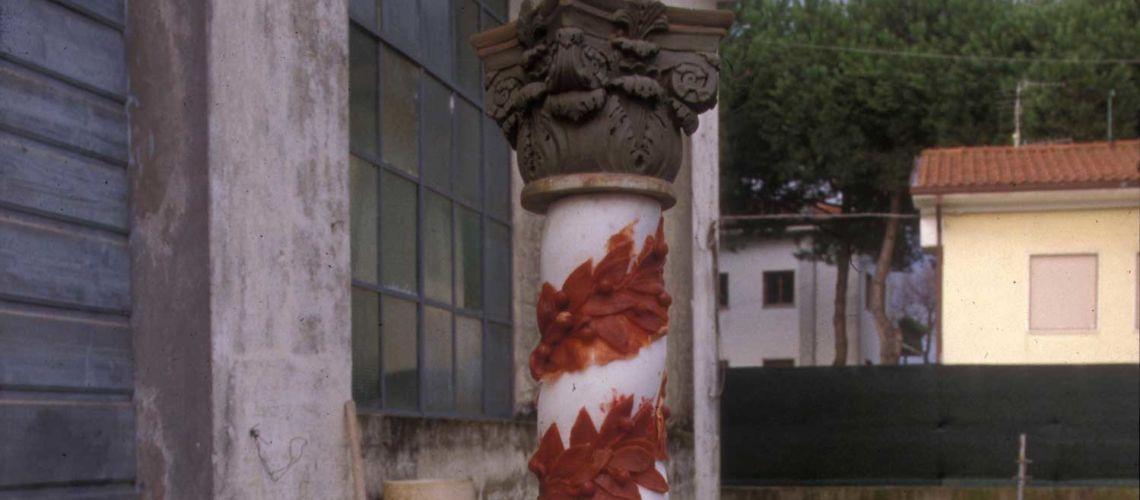 galleria bazzanti fonderia marinelli firenze restauro cremlino modello ornamento colonna