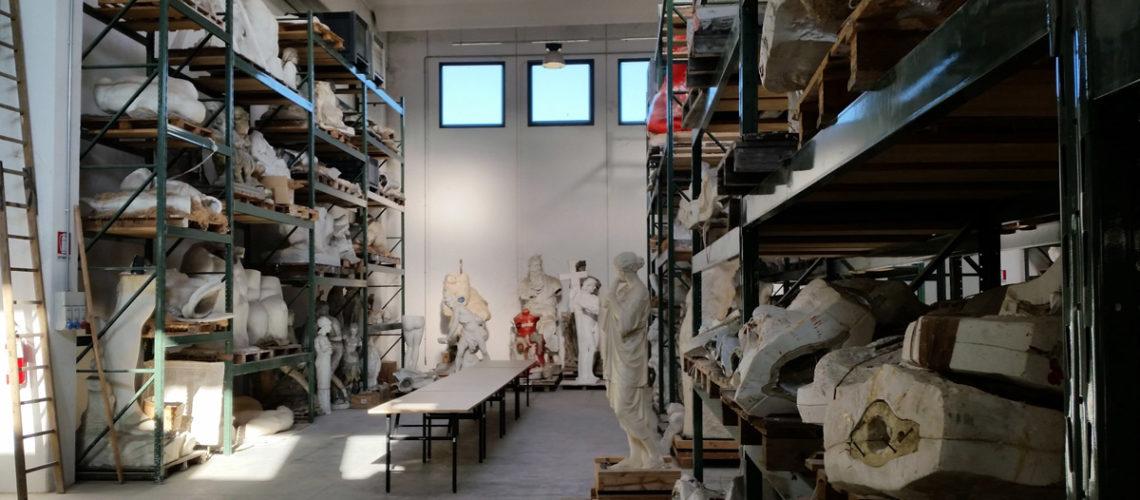 galleria bazzanti fonderia marinelli firenze gipsoteca gessi modelli repliche sculture