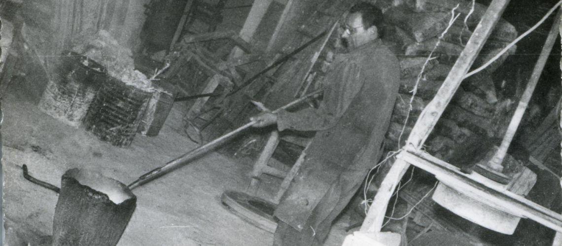 fonderia-marinelli-galleria-bazzanti-firenze-fusione