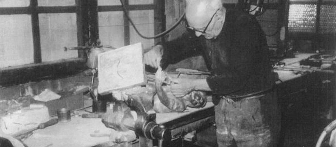 fonderia-marinelli-galleria-bazzanti-firenze-cesellatura