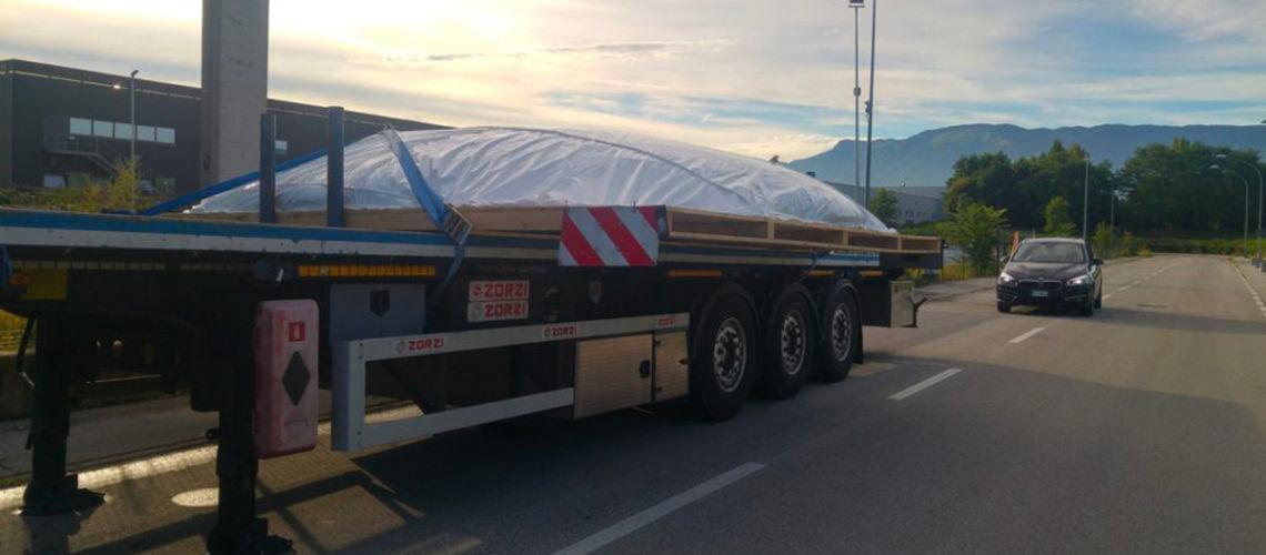 galleria bazzanti fonderia marinelli firenze restauro fontana tritoni in bronzo malta trasporto
