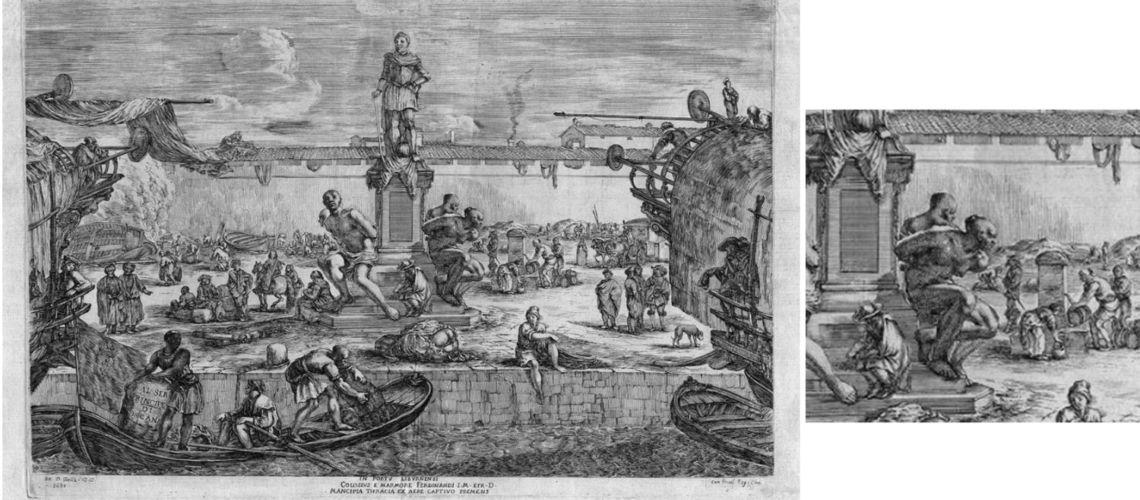 galleria-bazzanti-fonderia-ferdinando-marinelli-firenze-fontana-mostri-marini-tacca-bronzo-porto-livorno