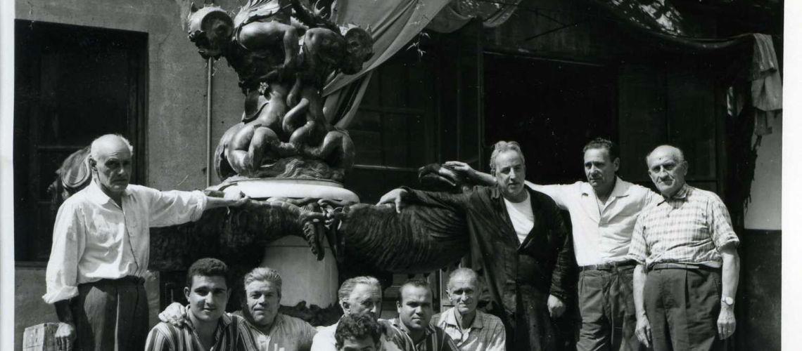 galleria-bazzanti-fonderia-ferdinando-marinelli-firenze-fontana-mostri-marini-tacca-bronzo-replica-monumento-fonderia