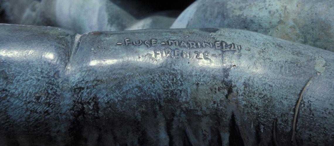 galleria-bazzanti-fonderia-ferdinando-marinelli-firenze-fontana-mostri-marini-tacca-bronzo-replica-monumento-fonderia-firma
