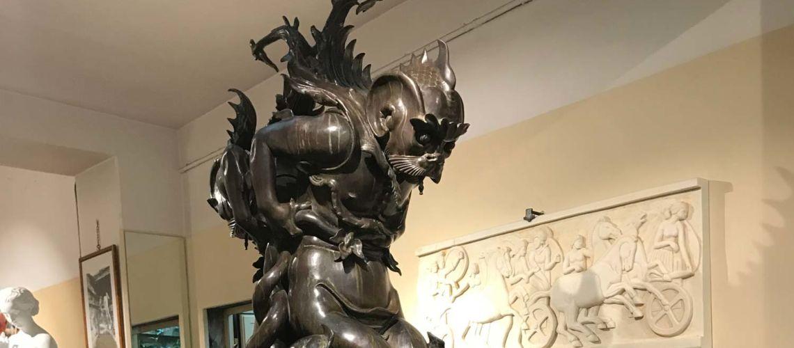 galleria-bazzanti-fonderia-ferdinando-marinelli-firenze-fontana-mostri-marini-tacca-bronzo-replica