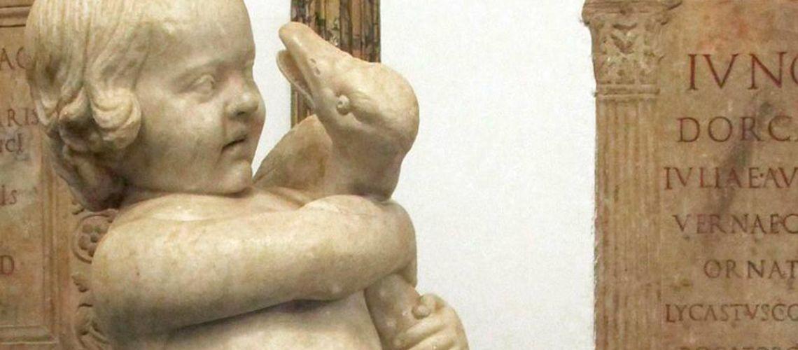 galleria-bazzanti-fonderia-marinelli-scultura-donatello-putti-firenze-putto-strozza-oca