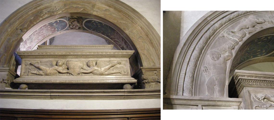 galleria-bazzanti-fonderia-marinelli-firenze-florence-donatello-putti-bronze-marble-santa-trinita