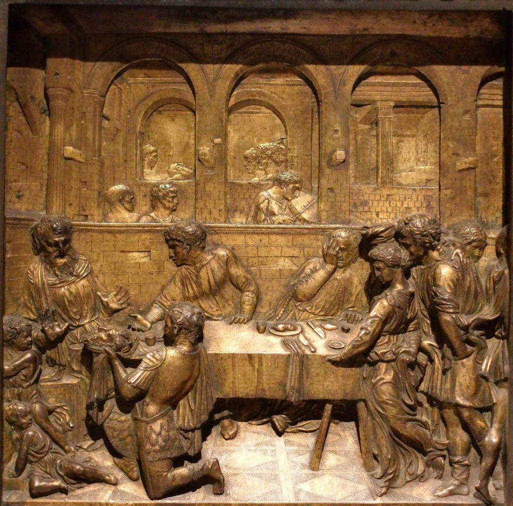 galleria-bazzanti-fonderia-marinelli-firenze-florence-donatello-putti-bronze-marble-sculpture-bas-relief