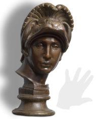 busto-lorenzo-de-medici-michelangelo-silhouette