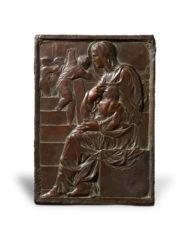 maddonna-della-scala-michelangelo-bronzo
